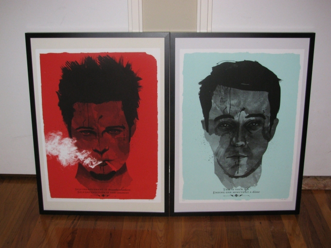 Fight Club Art