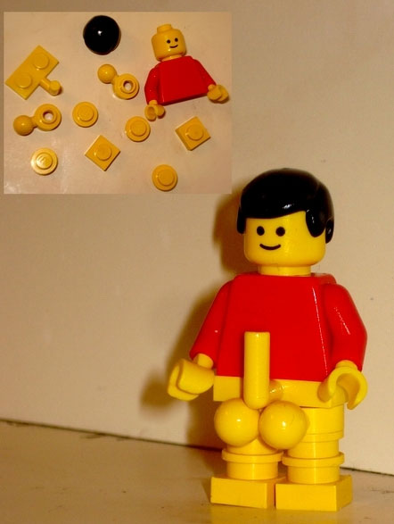Legos and creativity :P