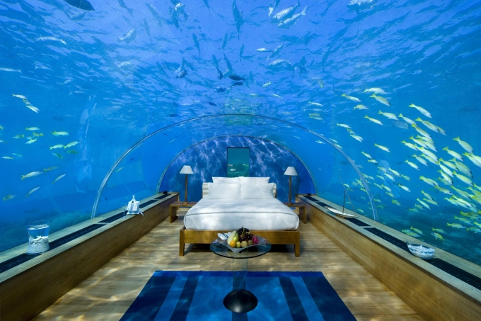Could you sleep here ?