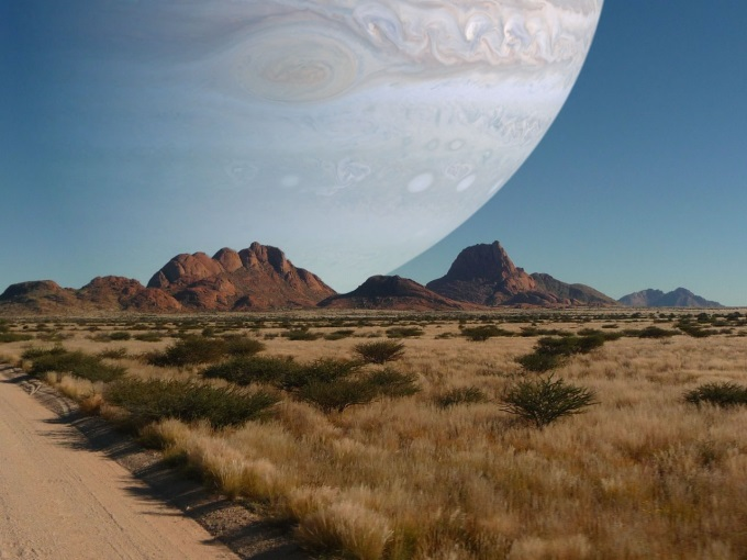 If Jupiter was the same distance away from Earth as the Moon is 0__0
