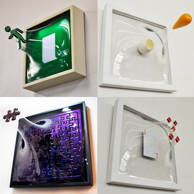 3D Artwork by Yuki Matsueda