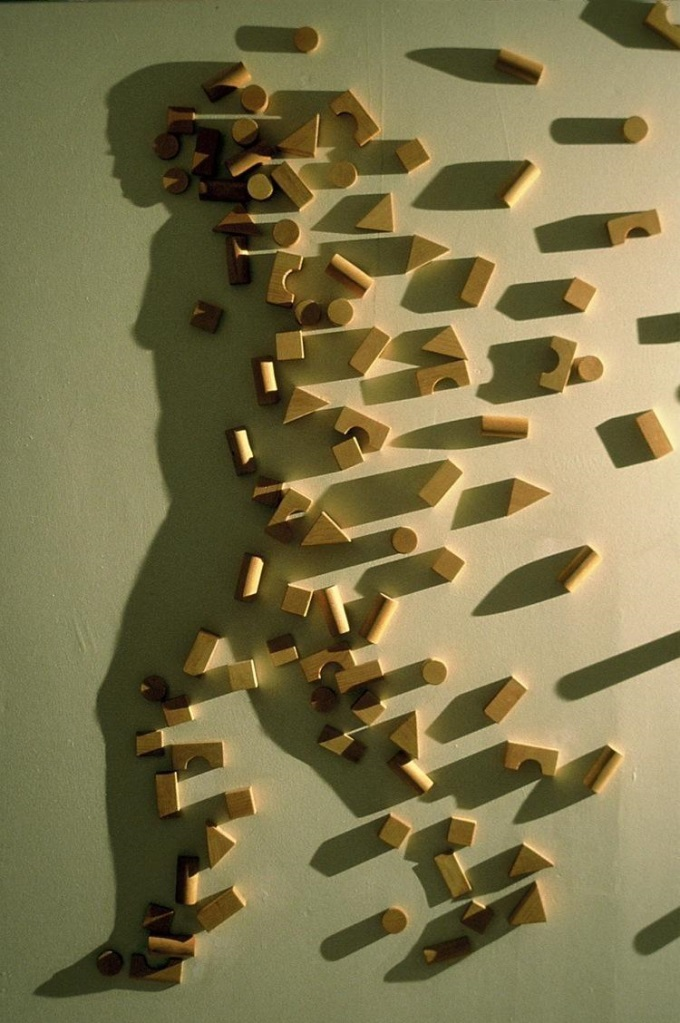 Shadow Art by Kumi Yamashita 