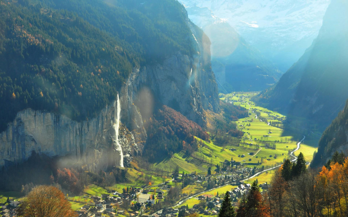 Glorious Switzerland