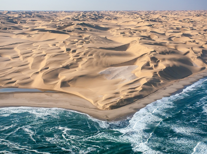 Where the Desert meets the Sea, Namibia