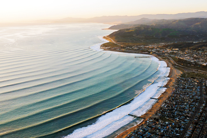 Ripples, Ventura California