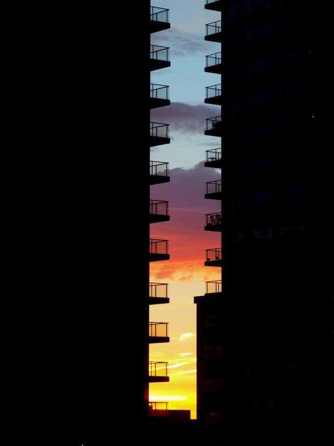 Levels of sunset :)