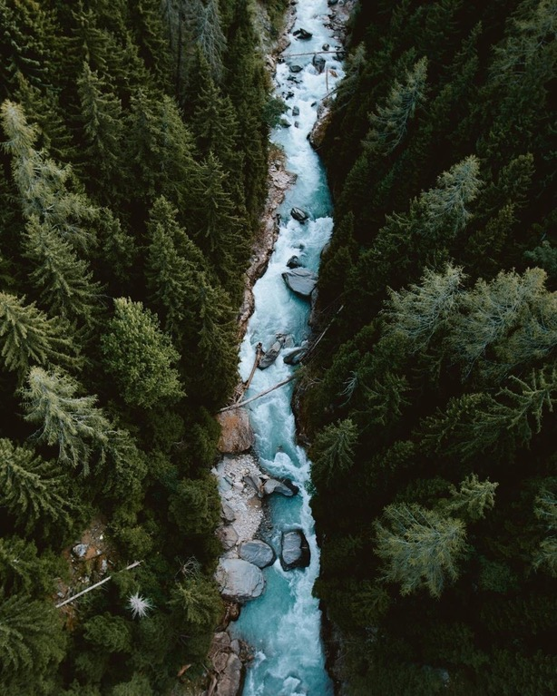 A River Runs Through It