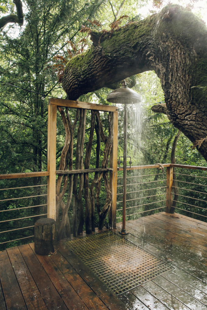 Nature shower :)