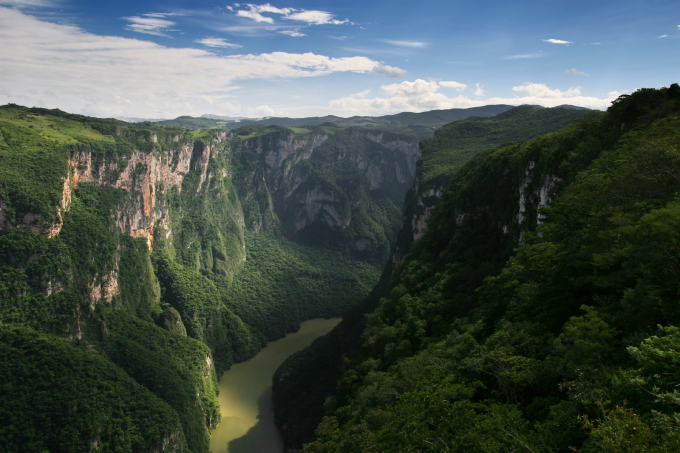 Sumidero Canyon - Estado de Chiapas, Mexico