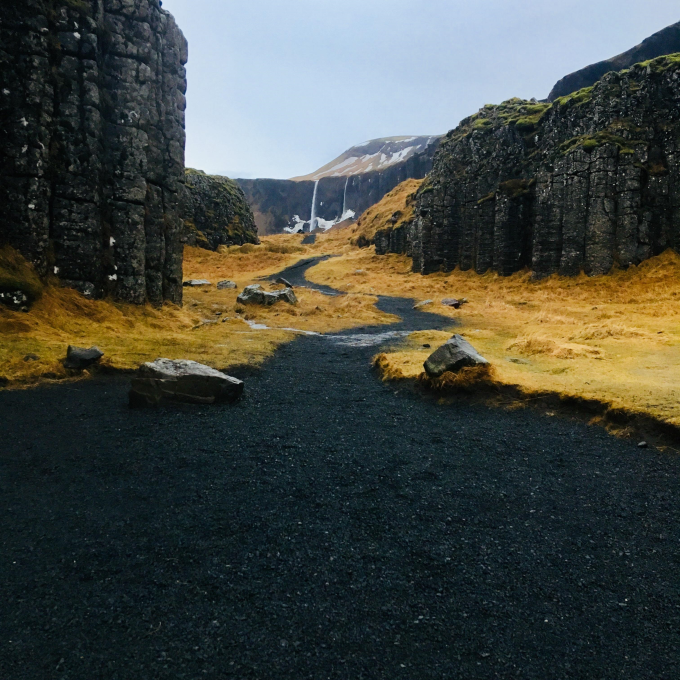 Iceland is beautiful :)